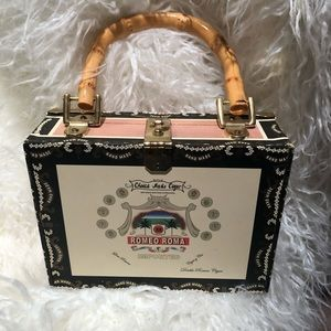 Handbags - Double Romeo Cigar Purse